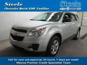 2012 Chevrolet EQUINOX LS AWD....One Owner Dealer Maintained