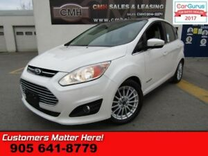 2014 Ford C-Max SEL  NAV, LEATHER, CAMERA, ROOF, POWER GATE, HEA