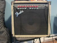 Fender Solid State Amp For Sale. 90 Watts.