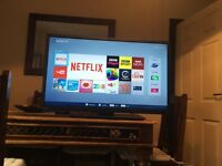 Toshiba smart 40 inch led full HD with built in wifi