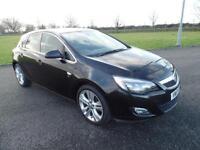 Vauxhall/Opel Astra 1.4i 16v Turbo ( 140ps ) SRi 5dr