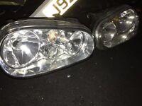 Mk 4 golf headlights.