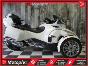 2018 Can-Am Spyder RT LIMITED 77$/sem