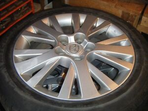 mags mazda 6 (17 pouces)