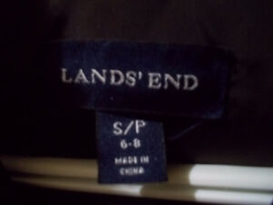 Brand new LANDS END beautiful winter jacket Windsor Region Ontario image 2