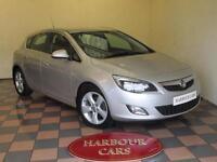 2012 12 Vauxhall Astra 1.6i VVT 16v SRi, 34,000 Miles