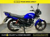 sinnis maxx 2 2015 125cc commuter running project bike spares or repair only 12k