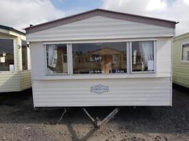 Delta Nordstar Static Caravan 3 bed 35x12x2 - Off Site Sale