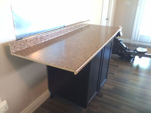 Portable Kitchen Cabinet and Countertop