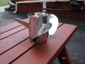 14X25 Stainless Steel Prop.