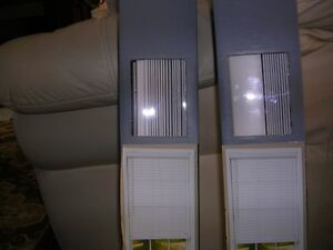 New 2 in. Foux Wood Window Blinds
