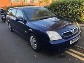 Vauxhall Vectra 2.0 DTi 16v LS 5dr | Estate