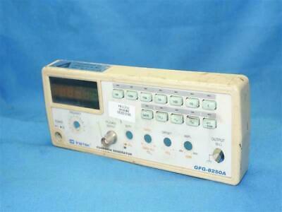 Instek Gfg-8250a Gfg8250a Front Panel Assy