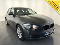 2015 BMW 116D EFFICIENT DYNAMICS BUSINESS 1 OWNER SERVICE HISTORY FINANCE PX