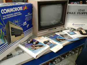 Commodore 64 Boxed Bundle - Over $600 VALUE Asking $400+tx
