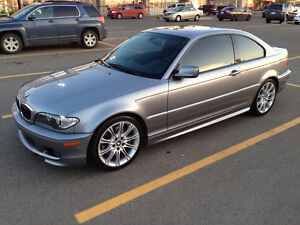 2005 BMW 330Ci - M- appearance Package. Low kms!