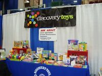 Middleton Arena, NS, and Discovery Toys