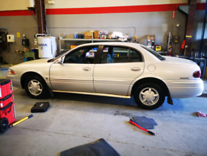 2000 buick lesabre certified