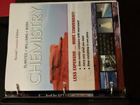Olmsted chemistry second canadian ed