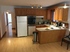 2 bedrooms & parking in the Plateau, near Lafontaine Parc