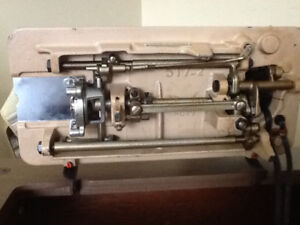 """""""sewing machine AND table for sale"""