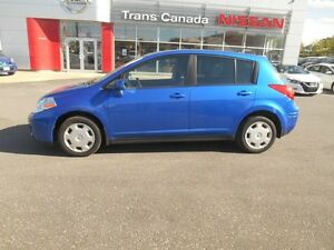 2009 Nissan Versa 1.8 S Hatchback Peterborough Peterborough Area image 3