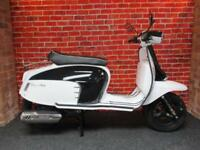 ROYAL ALLOY GT125i BRAND NEW FOR 2018 SCOMADI LAMBRETTA VESPA