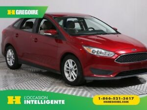 2015 Ford Focus SE AUTO A/C GR ELECT MAGS BLUETOOTH CAMERA RECUL