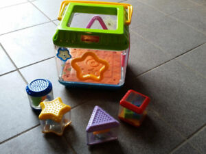 Fisher-Price First Blocks Set