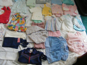 robes,20 pyjamas de 6lb a 2 ans,ensembles,robes,salopettes
