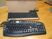2  Keyboards for sale/ 1 brand new / 1 used
