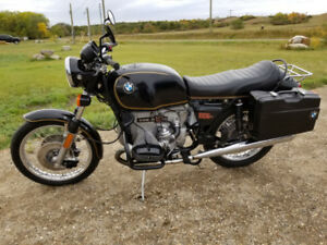 BMW r100s 1977 Motorcycle