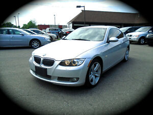2008 BMW 335 xi Coupe, Sport Package.*** 6sp. M*** AWD