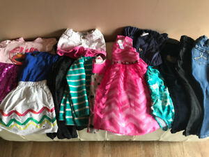 Size 3T toddler girl clothing lot