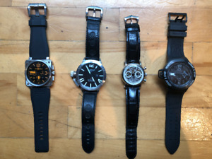 Watches all kinds perfect condition