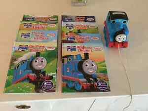 Thomas Train books and toy