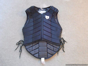 Eventing Vest & Tall Boots