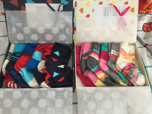6 pairs combed cotton socks ..