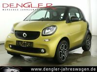 Smart FORTWO 66KW TWINAMIC*AUDIO*LED*SHZ* Passion