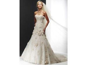 Maggie Sottero Rhianna Royal Wedding Dress