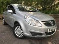 2009 Vauxhall Corsa 1.0 i 12v Life Hatchback 3dr Petrol Manual (134 g/km,