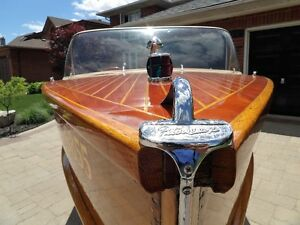 Quintessential Cottager Boat