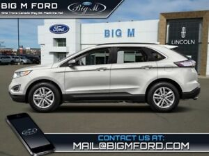 2015 Ford Edge Titanium  - Leather Seats -  Bluetooth - $192.52