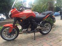 Kawasaki kle650 versys mint bike must be seen low miles long mot £2899