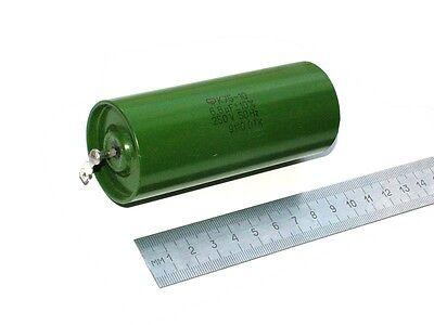 K75-10 250v 6.8uf Pio Capacitors. Lot Of 6 Pcs. New Nos