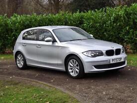 BMW 1 Series BMW 118I 2.0 ES 5dr PETROL MANUAL 2007/07
