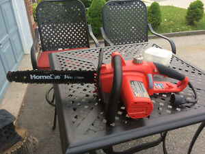 Homelite Electric Chainsaw 14inch