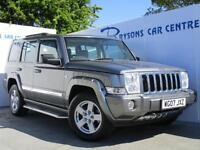 2007 07 Jeep Commander 3.0CRD V6 Auto Limited for sale in AYRSHIRE