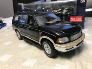 Ford Expedition xlt Eddie Bauer ut diecast 1/18 die cast