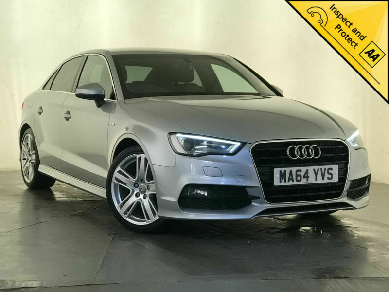 2014 Audi A3 S Line Tdi 4 Door Saloon Leather Interior 1 Owner Service History In Wolverhampton West Midlands Gumtree